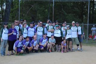 2nd Annual Carl Beane Softball game